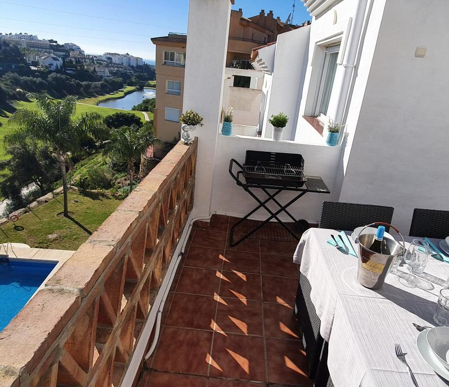 06 - Duplex Penthouse for Holiday Rent in Riviera del Sol