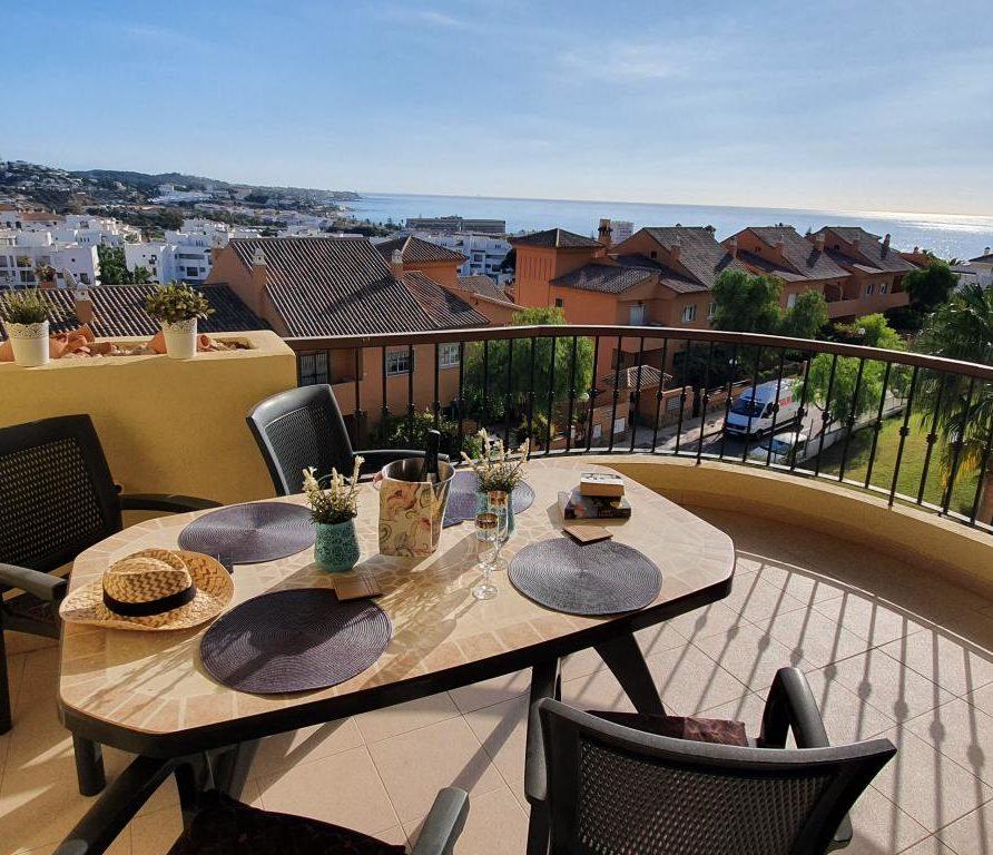 08 – Apartment for Rent in La Cala de Mijas