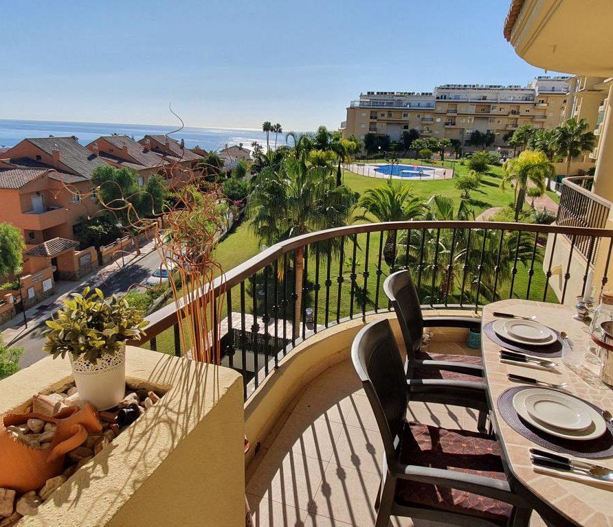 07 - Apartment for Holiday Rent in La Cala de Mijas