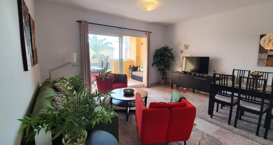 27- Apartment in La Cala de Mijas