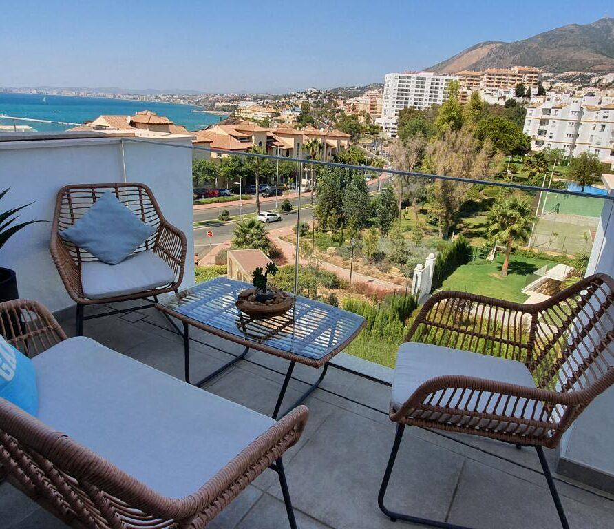 02 – Luxury duplex penthouse Lar Bay Benalmádena Costa